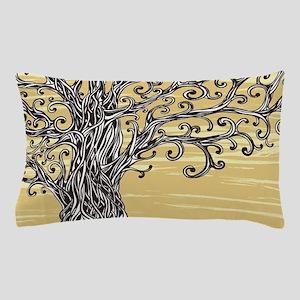 Tree Art Pillow Case