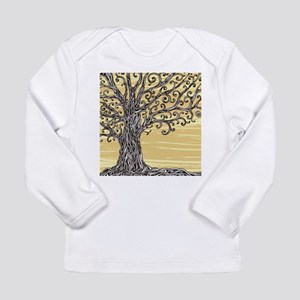 Tree Art Long Sleeve T-Shirt
