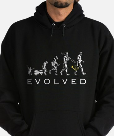 Funny Marching band trumpets Hoodie