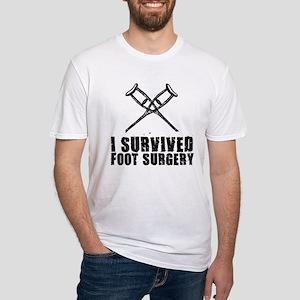I survived foot surgery T-Shirt