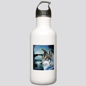 romantic moonlight wil Stainless Water Bottle 1.0L