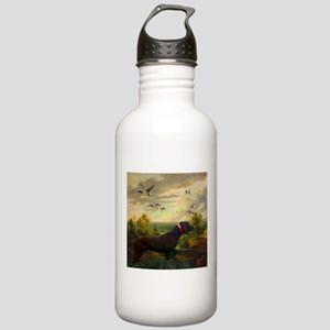 vintage hunting pointe Stainless Water Bottle 1.0L