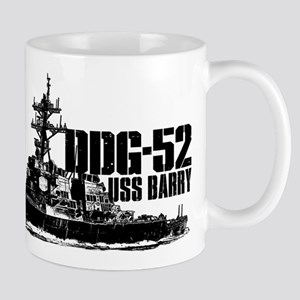 DDG-52 Barry Mugs