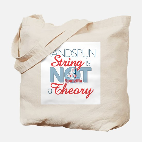 Cool Spin Tote Bag