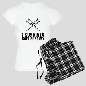I Survived Knee Surgery Pajamas