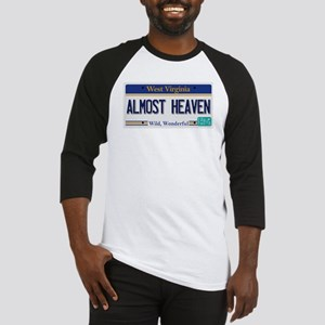 West Virginia - Almost Heaven Baseball Jersey