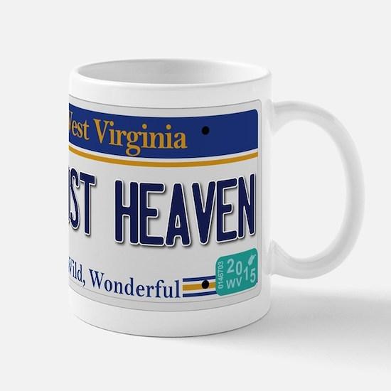 West Virginia - Almost Heaven Mug