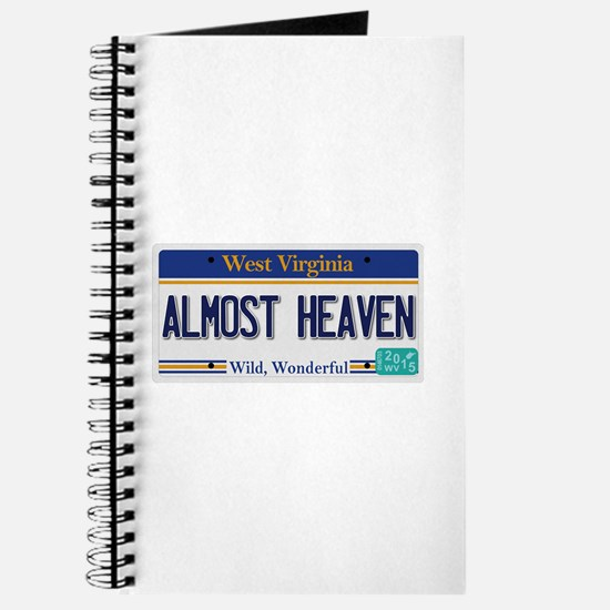 West Virginia - Almost Heaven Journal
