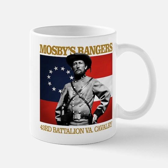 Mosby's Rangers Mugs