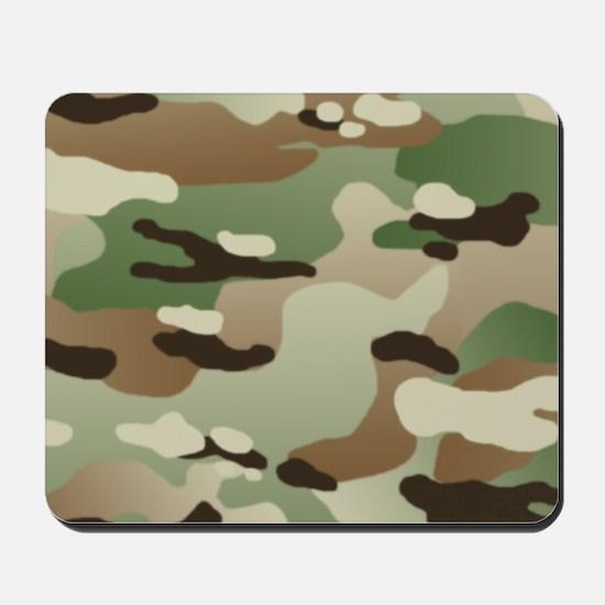 U.S. Army New Camouflage Pattern Mousepad