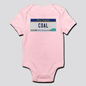 West Virginia - Coal Infant Bodysuit
