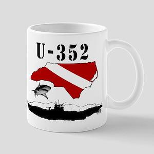 U-352 Mugs