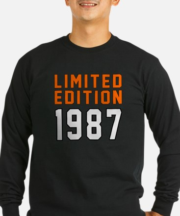 Limited Edition 1987 T