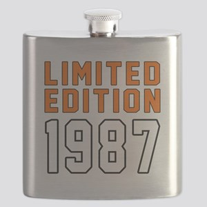 Limited Edition 1987 Flask