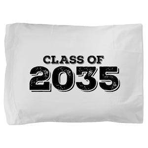 Class of 2035 Pillow Sham