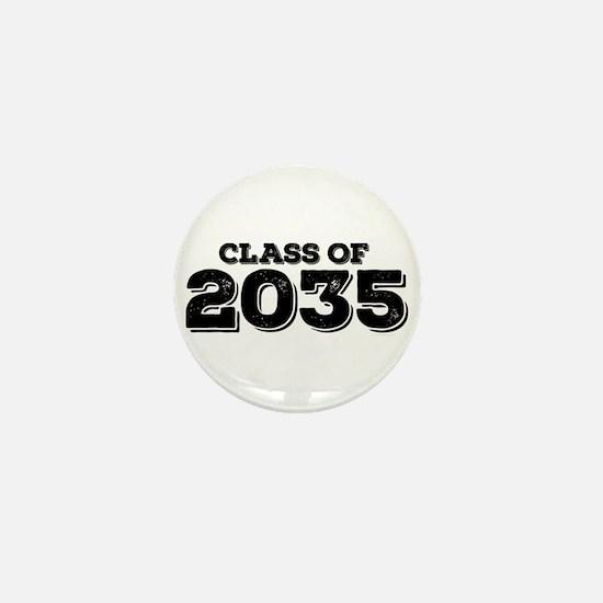 Class of 2035 Mini Button