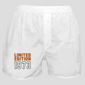 Limited Edition 1973 Boxer Shorts