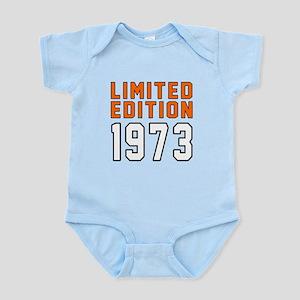 Limited Edition 1973 Infant Bodysuit