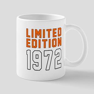 Limited Edition 1972 Mug