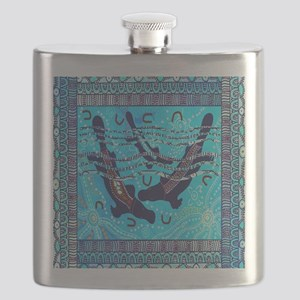 Two Platypus Flask