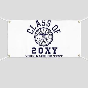 Class of 20?? Nursing Banner