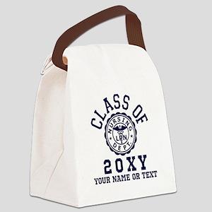 Class of 20?? Nursing Canvas Lunch Bag