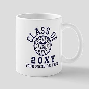 Class of 20?? Nursing Mugs