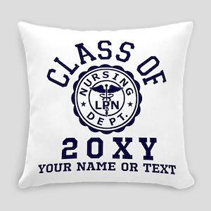 Class of 20?? Nursing Everyday Pillow
