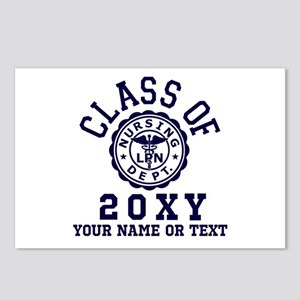 Class of 20?? Nursing Postcards (Package of 8)