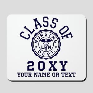Class of 20?? Nursing Mousepad