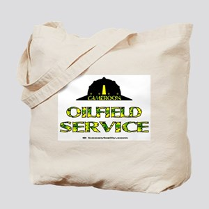 Cameroon Oilfield Service Tote Bag