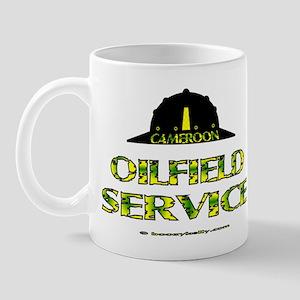 Cameroon Oilfield Service Mug