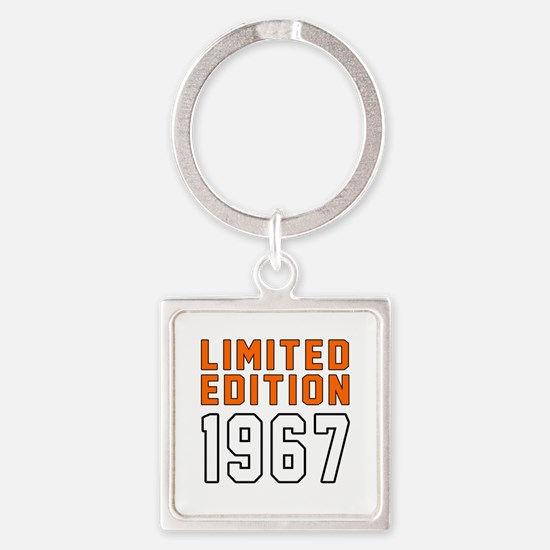 Limited Edition 1967 Square Keychain