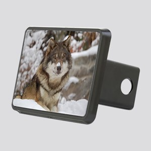 Winter Wolf Rectangular Hitch Cover
