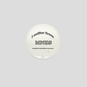 Elkhound Syndrome Mini Button