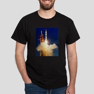 Launch of Apollo's Saturn 1B Rocket T-Shirt
