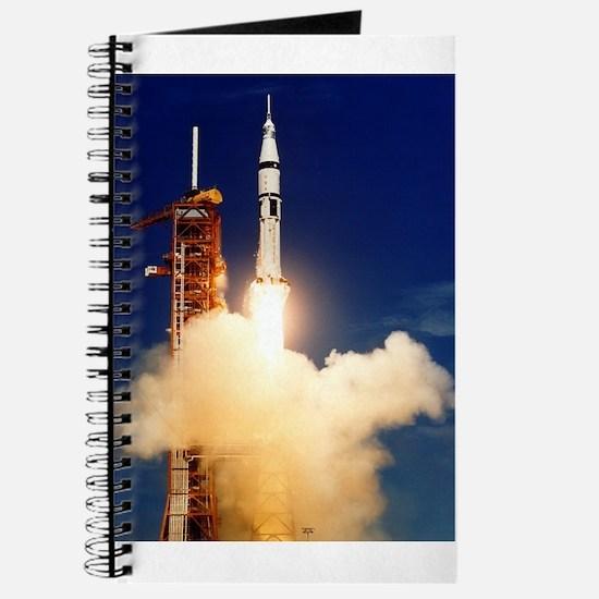 Launch of Apollo's Saturn 1B Rocket Journal