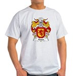 Ainsa Family Crest Light T-Shirt