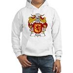 Ainsa Family Crest Hooded Sweatshirt