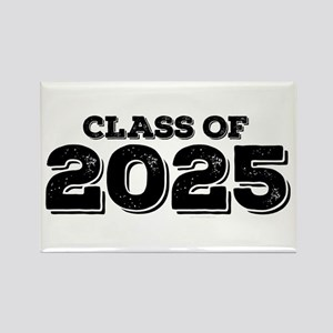 Class of 2025 Rectangle Magnet
