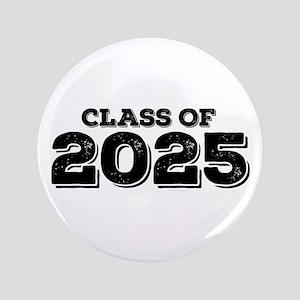 Class of 2025 Button