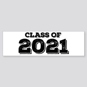 Class of 2021 Sticker (Bumper)