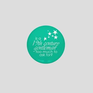 19th C. Gentleman Mini Button