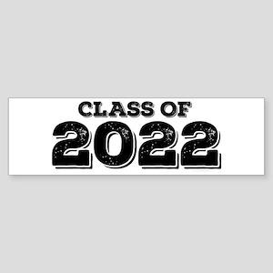 Class of 2022 Sticker (Bumper)