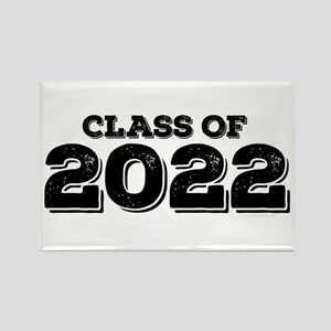 Class of 2022 Rectangle Magnet