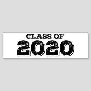 Class if 2020 Sticker (Bumper)