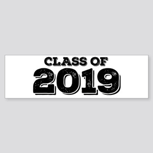 Class of 2019 Sticker (Bumper)