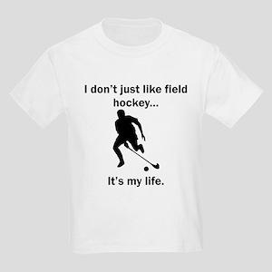 Field Hockey Its My Life T-Shirt