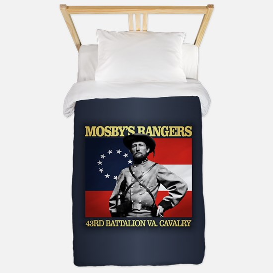 Mosby's Rangers Twin Duvet Cover