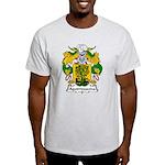 Aguirrezazona Family Crest Light T-Shirt